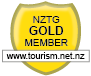 New Zealand Tourism Guide Gold Membership