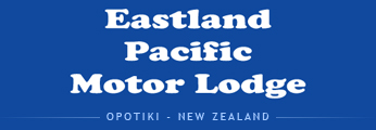 Opotiki Motel, Eastland Pacific Motor inn